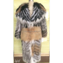 2017 China Factory Price Sexy Ladies Classic germany fur coats