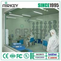 Airkey Clean Room Project Cleanroom Design Packaging Solution