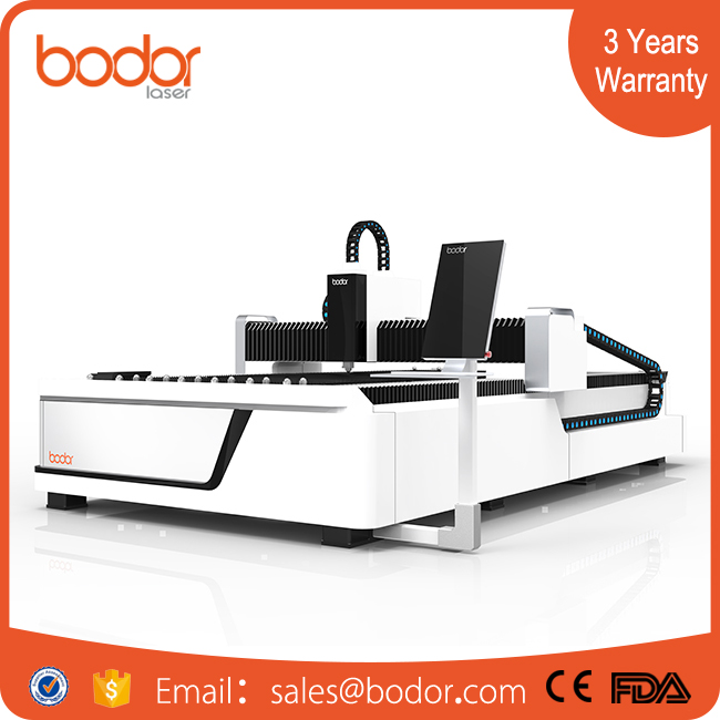 CNC laser concrete cutting machine for 8 to 12mm thickness metal material