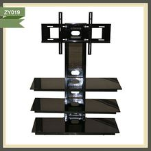 Floor standing unit tv wall mounted tv unit modern tv entertainment unit ZY019