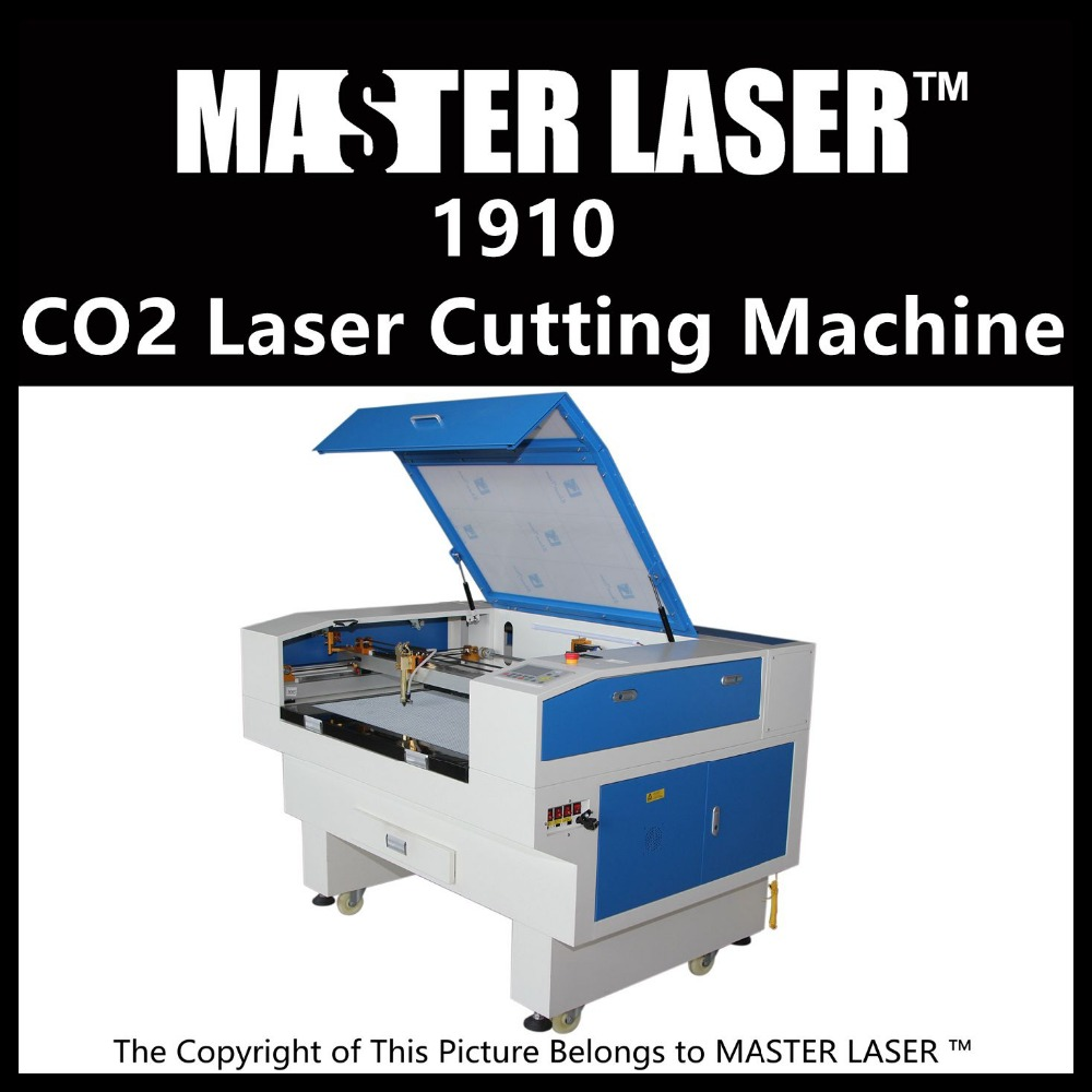 Excellent Quality 60W CO2 Four Heads Laser Cutting Machine 1900*1000mm