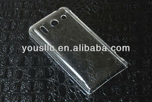 Transparent Hard Mobile Phone Case Cover for HUAWEI G510