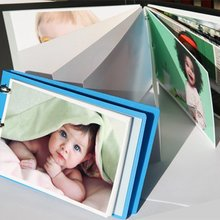 hot sell DIY Baby photo album (DIY,6 COLORS)
