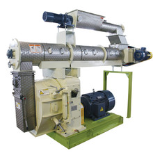 Stainless stee floating fish feed pellet mill machine
