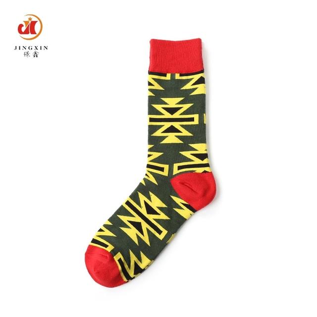 Custom Business Dress Black new design teen girl ankle senior socks