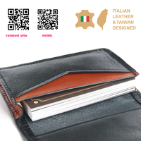 New Arrival Leather card holder Visiting card case