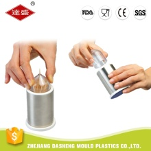 Lower price plastic container toothpick holder