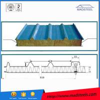 Insulated sandwich panels high quality Thicken sandwich panel suppliers in uae