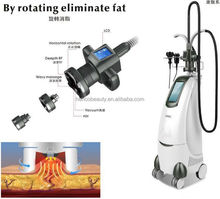 rotation vacuum suction slimming ultrasound body contouring machine for body slimming
