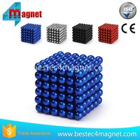 Neo Magic Puzzle Cube 5mm Balls