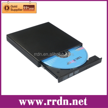 8X speed A16 DVD RW burner drive for notebooks