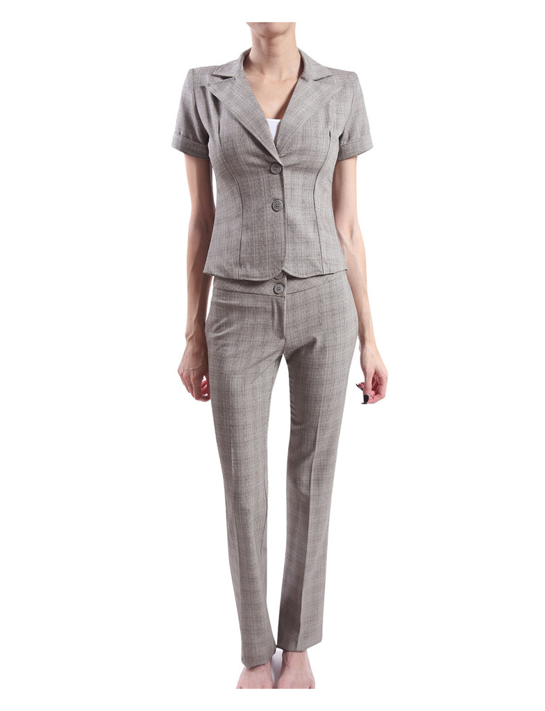 Perfect Short Suits Will Keep You Cool In A Professional Setting  JOSIC