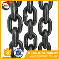 High quality lift chain/link chain/strong steel chain