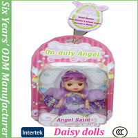 4inch Small Baby Angel Doll Lovely Mini Doll