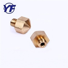 Alibaba hot sale brass barrel nut , cone shape hex bolt and nut , cnc lathe decorating spare parts