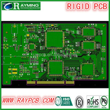 10 layer ENI G gold finger pcb with 2oz copper, 2.0mm board thinkness