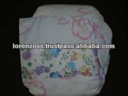 Disposable Baby Diapers High Quality