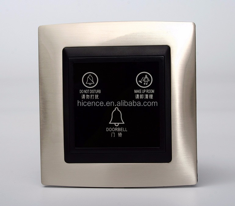 Smart Hotel Doorbell System with Energy Saving Switch