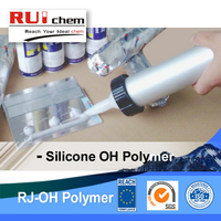 RJ-107 raw material silicone rubber 107