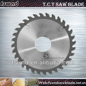 SKS-51 saw blank For Wooden Panels/ wood Composites Cutting tungsten carbide tipped Circular Saw Blade