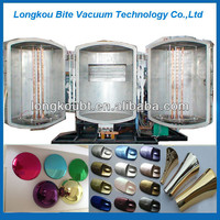 pvd vacuum thin film coating machine/metalizer machine film / vacuum metalizing aluminum