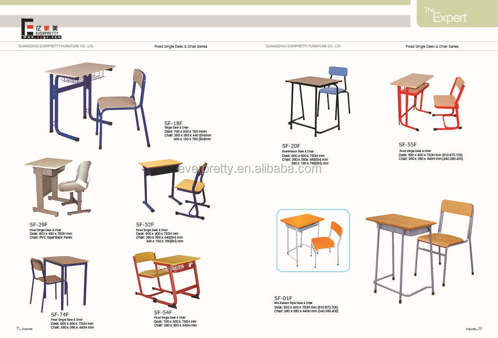 Bunk Student Study Table and Chair SetUniversity School Furniture ChinaFixed Single Desk  sc 1 st  Guangzhou Everpretty Furniture Co. Ltd. - Alibaba & Bunk Student Study Table And Chair SetUniversity School Furniture ...