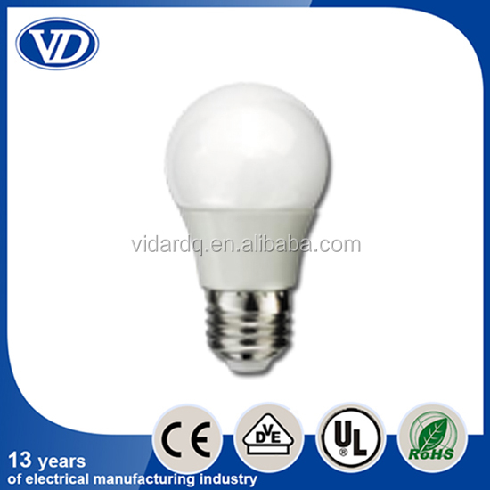 low voltage led light bulb with E27 base