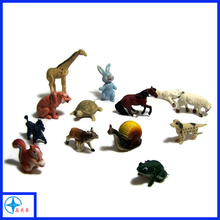 Plastic realist forest animal figurines for sale