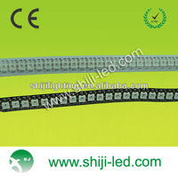chasing led rope light addresable ws2811 led strip new ws2812 smd smart pixel