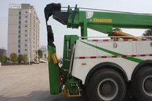 40 Ton Heavy Duty Rotator Tow Under Lift Wrecker Truck Trucks For Sale