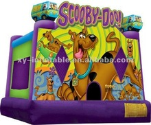 2012 Inflatable bouncer Scooby Doo