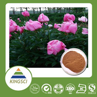 China Total glucosides of paeony 40% manufacturer Peony Root Extract