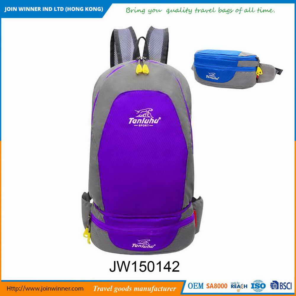Customized Professional Good Price Of Small Photo Backpack For Relaxing