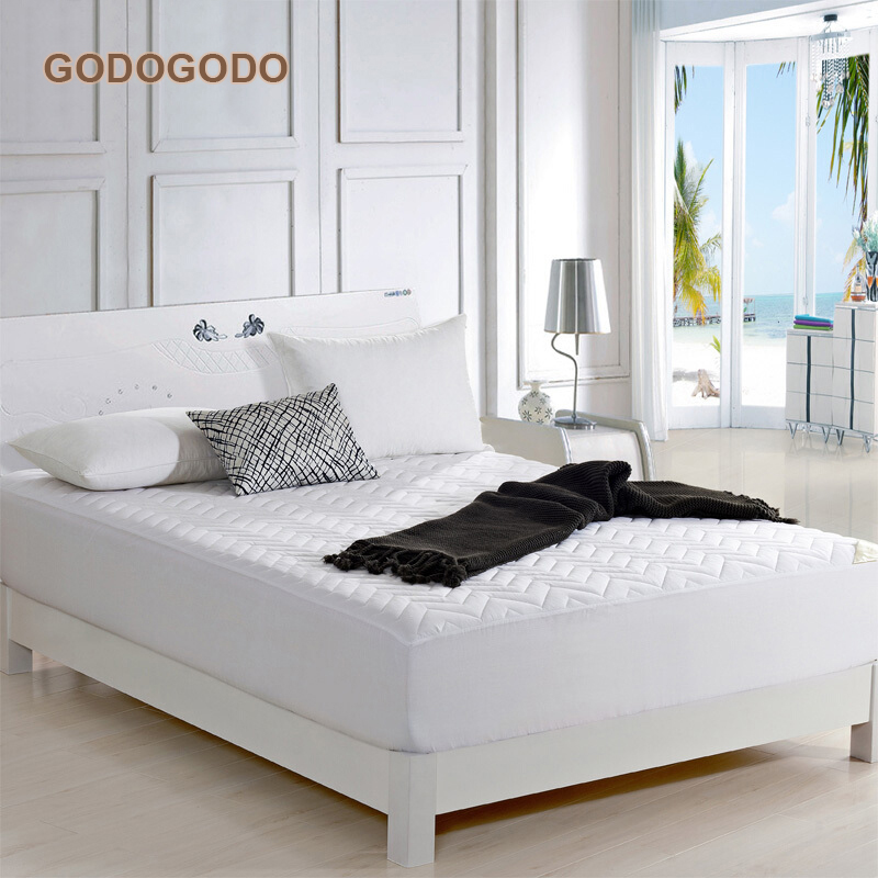 Five Star Hotel Linen covers Terry Waterproof Mattress Protector Cotton Mattress Pads For Hotel and Hospital - Jozy Mattress | Jozy.net