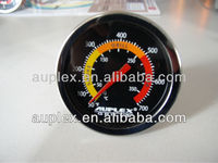 Temperature gauge / thermometer for bbq oven