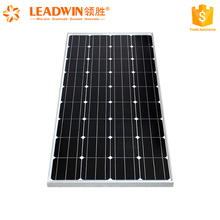 High Voltage 1500V 280W 60 cells mono solar panel for home save your power
