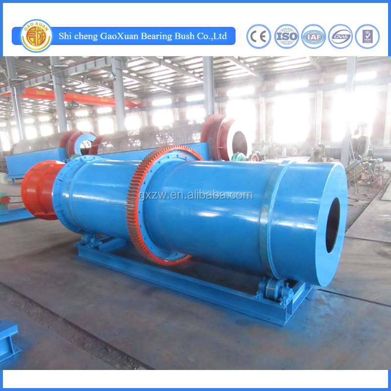 New style drum washing machine for gold ore scrubber plant