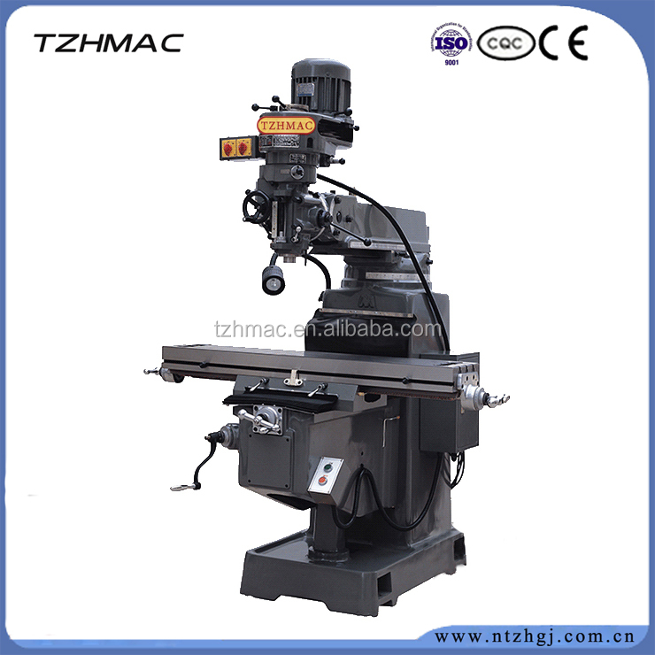 turret mill 5 axis milling machine manual machinery