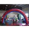 High quality tires inflatable entrance arch F5034