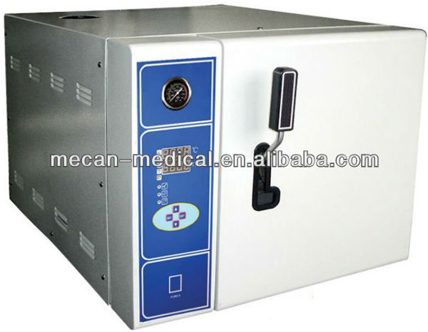 35L/50L Auto Micro Desktop Steam Sterilizer and Dryer| Glass Jar Sterilization