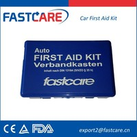 CE FDA Approved Auto&Car First Aid Kit