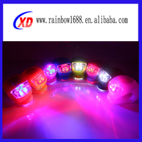2013 Super bright Beetle silicone led bike lights,silicone led bike bicycle light