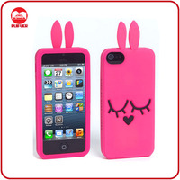 2013 New Arrival for Marc by Marc Jacobs Animal Silicone for iphone 5 Case