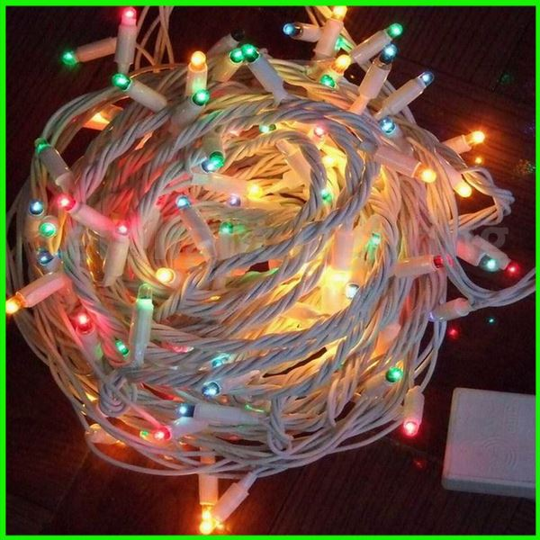 ce rohs certificated roll up christmas lights