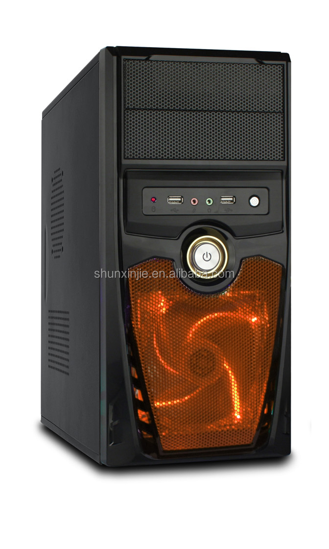 58 Series 2016 Hot Sale New Model ATX Tower Computer Case