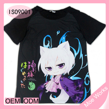 manufacturers made in china t shirts Kamisama Love Kiss Tomoe anime hot clothing