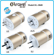 Best Promotional Shenzhen electronic universal travel adaptor corporate gift