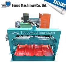 Professional factory supply ibr metal roof and wall roll forming machine