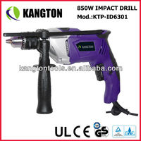 Corded 13mm Impact Hammer Drill KANGTON 710W Electric Power Driver Tool Drill