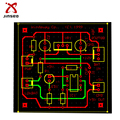 Industrial remote control pcb design layout service